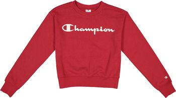 Champion Sweater Damen rot