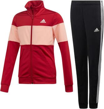 ADIDAS Trainingsanzug Mädchen rot