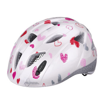 ALPINA Ximo Fahrradhelm weiß