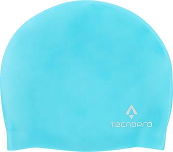 TECNOPRO Cap Sil Vol Badehaube blau