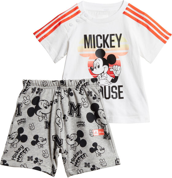 Disney Mickey Maus Sommer Set T-Shirt + Shorts
