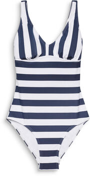 Esprit North Beach Badeanzug Damen blau