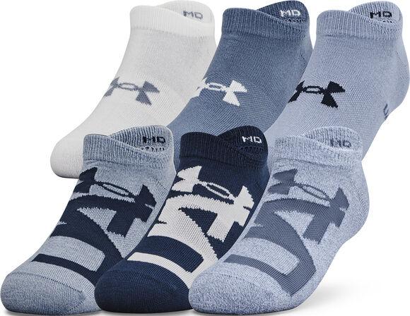 Essentials No Show 6-er Pack Socken