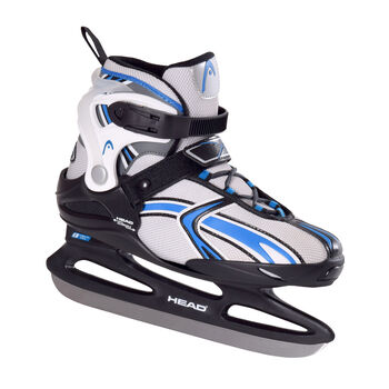 Head Adj. Skate Ice Jr. Pro schwarz
