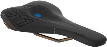 SQlab 611 Ergowave Active Fahrradsattel schwarz