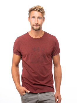 Chillaz Alpaca Gang T-Shirt Herren rot