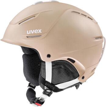 Uvex P1US 2.0 Skihelm braun