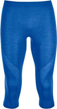 ORTOVOX 120 Comp Light 3/4 Unterhose Herren blau