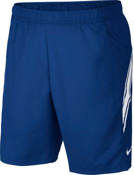 "Nike Court Dry 9"" Tennisshort Herren blau"