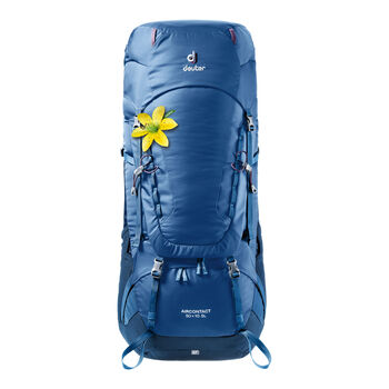 Deuter Aircontact 50 + 10 SL Trekkingrucksack blau