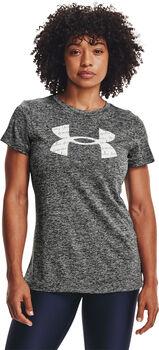 Under Armour Tech Twist T-Shirt Damen grau