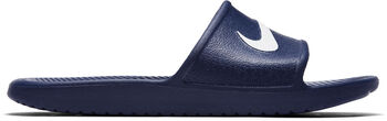 Nike Kawa Shower Wellnesssandale Herren blau