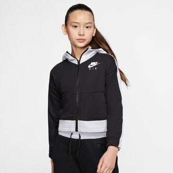 Nike Sportswear Air Kapuzenjacke schwarz