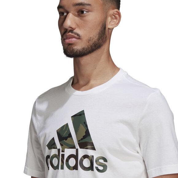 Essentials Camouflage Print T-Shirt