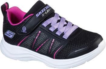 Skechers S Light: Glimmer Kicks -Shimmy Brights Fitnessschuhe schwarz