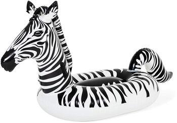 Bestway Zebra Aufblastier weiß