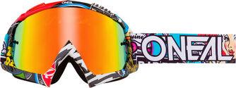 B-10 Speedmetal Radbrille