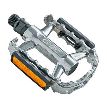 Cytec Alu MTB Pedal weiß