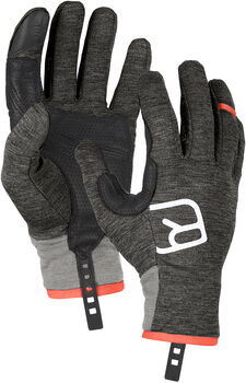ORTOVOX Fleece Light Glove M Tourenhandschuhe grau
