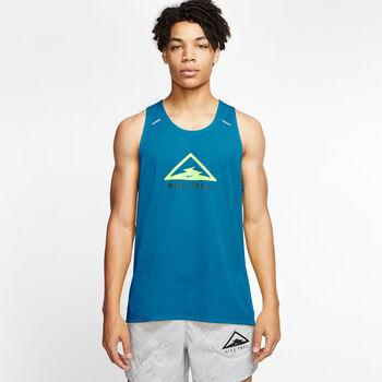 Nike RISE 365 Tanktop Herren blau