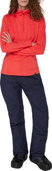 FIREFLY Superpipe Langarmshirt Damen pink