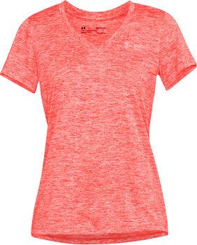 Under Armour Twisted Tech Trainingsshirt Damen orange