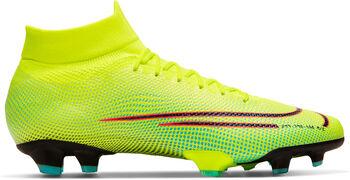 Nike Superfly 7 Pro MDS FG Fußballschuhe gelb