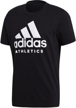 ADIDAS SID BRANDED T-Shirt Herren schwarz