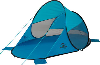McKINLEY Bora Pop Up UV 40 Strandmuschel blau