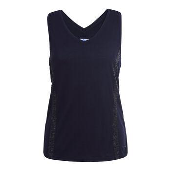 Luhta Dorrit L T-Shirt Damen blau