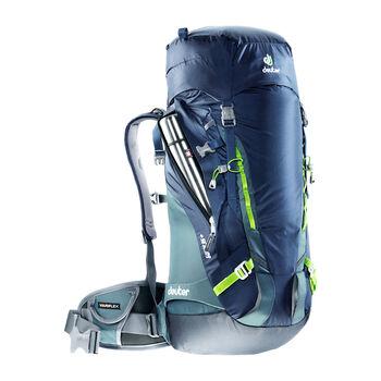 Deuter Guide 35 + Alpinrucksack blau