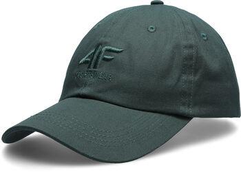 4F  Kappe  grün