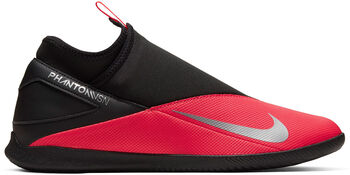 Nike Phantom VSN 2 Club IC Hallenfußballschuhe rot