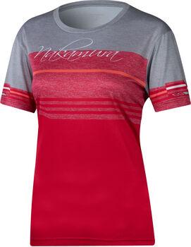 NAKAMURA Depressa T-Shirt Damen rot