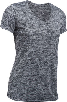 Under Armour Tech™ Twist T-Shirt Damen schwarz