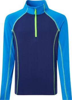 McKINLEY Rio Langarmshirt blau