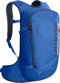ORTOVOX Cross Rider 22 Freeriderucksack blau
