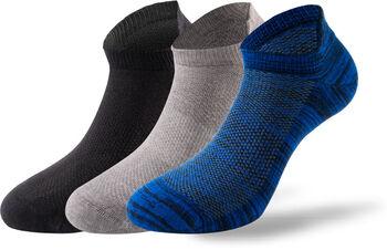 Lenz Performance Sneakersocken blau