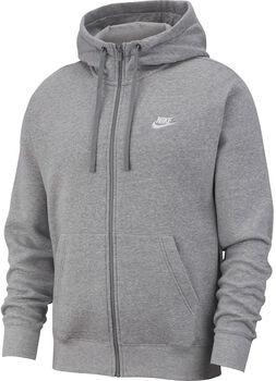 Nike Sportswear Club Fleecejacke Herren grau