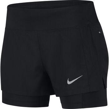 Nike Triumph Flex 2in1 Shorts Damen schwarz