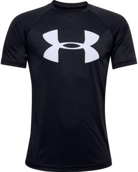 Under Armour Tech™ Big Logo T-Shirt Jungen schwarz