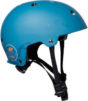 K2 Varsity Skatehelm blau