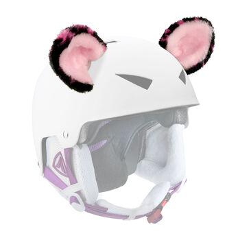 NOBRAND Crazy Usi Helm-Ohren rot