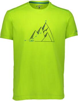 CMP Monza T-Shirt Herren grün