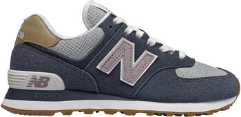 New Balance WL574 Damen blau