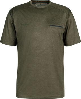 MAMMUT Crashiano T-Shirt Herren grün