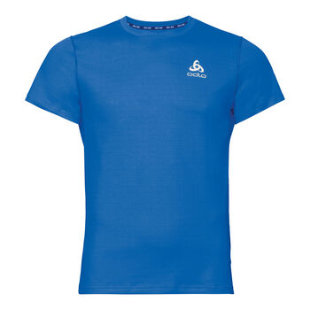 Odlo Ceramicool T-Shirt Herren blau