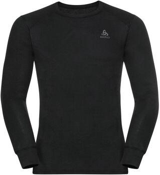 Odlo Active Warm Eco Langarmshirt Herren schwarz