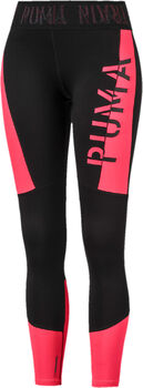 Puma Logo 7/8 Tight Damen schwarz