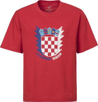 ENERGETICS EM 2020 Fan T-Shirt rot